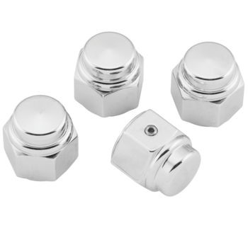 Colony - Head Bolt Cover Set - Fits Touring, Softail, Dyna, and FXR Models