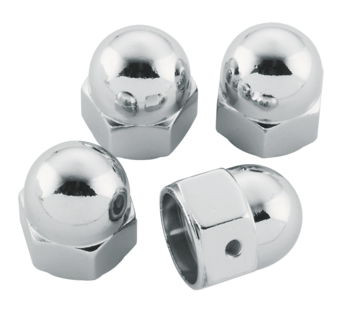 Colony Head Bolt Cover Set Fits Touring, Softail, Dyna, and FXR Models