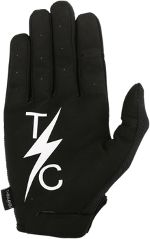 Thrashin Supply Co. Stealth Glove V.2 Black/Black Back