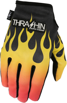 Thrashin Supply Stealth Glove - Flames