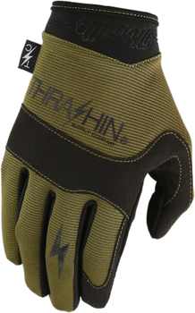 Thrashin Supply Covert Gloves - Green