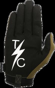 Thrashin Supply Co. Covert Gloves Green Back