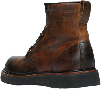 Broken Homme - James Leather Boots - Brown