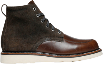Broken Homme - Jaime Leather Boots - Brown