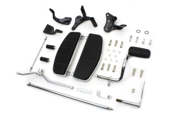 V-Twin Footboard Kit - Fits Harley-Davidson '96-'05 FXD Models