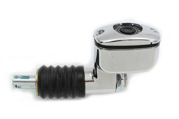 V-Twin Rear Brake Master Cylinder Assembly Fits Harley-Davidson '06-'17 Softail, '05-'07 Touring Models