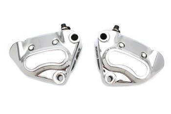 V-Twin - Left & Right Front Caliper Set - Fits Harley-Davidson 00-07 FLT Models
