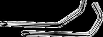 "Paughco - 1-3/4"" Drag Pipes - Fits Harley-Davidson 57-78, 80-85 XL Models"