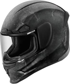 Icon Airframe Pro Full-Face Helmet Construct Black