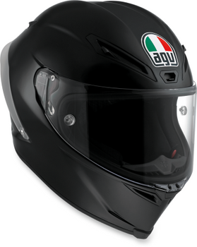 AGV - Corsa R Full-Face Helmet - Gloss/Matte Black
