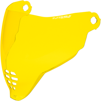 Icon Fliteshield for Airflite Helmets Yellow