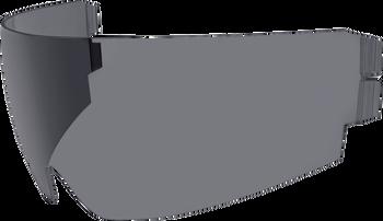 Icon DropShields for Airflite Helmets Dark Smoke