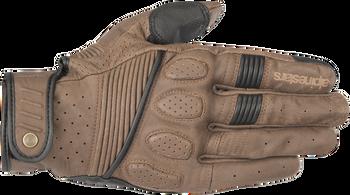 Alpinestars Crazy Eight Leather Gloves Black or Brown