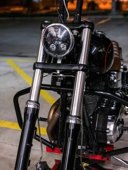 Tracker Die Harley Davidson 49mm Damper Tube Kit