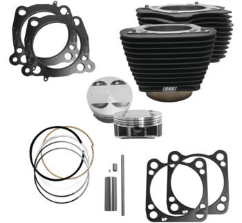 S&S Big Bore Kit for M8 for Harley Softail & Touring '17-Up