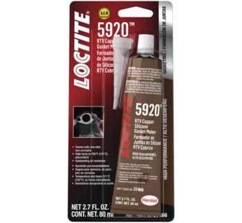 Loctite 5920 Copper RTV Silicone, 80ml