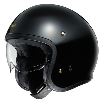 Shoei J•O Helmet Black