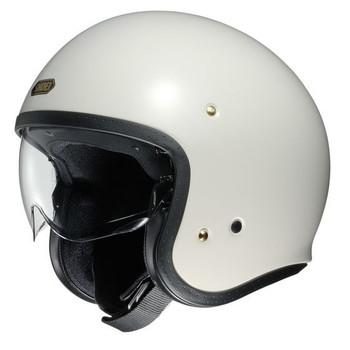 Shoei J•O Helmet Off White