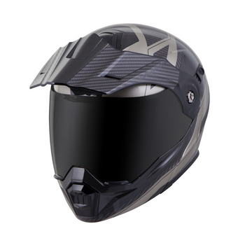 Scorpion EXO-AT950 Tucson Helmet Titanium