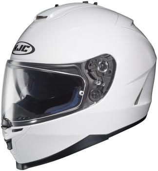 HJC IS-17 Helmet White