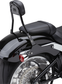 Cobra Detachable Backrest Kit for 2018 Softail Fat Boy and Breakout