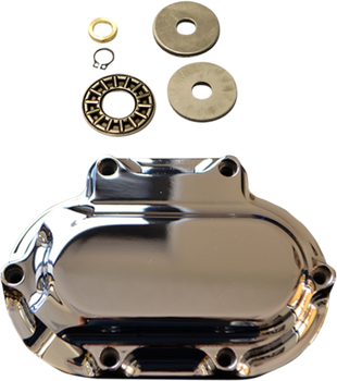 Trask Hydraulic Clutch Cover fits Harley Touring 2007-2013, Softail 2007-2018