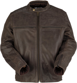 Z1R Indiana Brown Jacket
