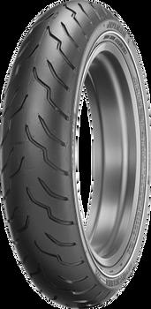 Dunlop American Elite 130/80B17 Front Tire Narrow White Strip