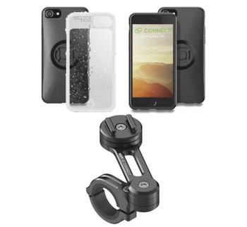 SP Gadgets Connect Moto Bundle Phone Mount
