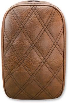 Saddlemen Renegade-LS Detachable Pillion Pads Brown