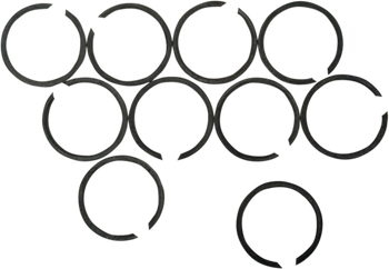 Eastern Motorcycle Parts Retaining Rings for Exhaust Flange Kit