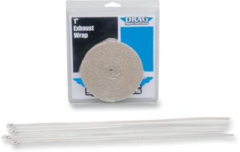 Drag Specialties Exhaust Heat Wrap