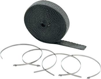 Accel High Temperature Exhaust Wrap Kit