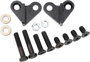 Burly Brand Rear Lowering Kit for Harley Touring 1997-2001