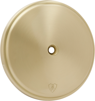 Arlen Ness Stage I Air Filter Cover - Brass