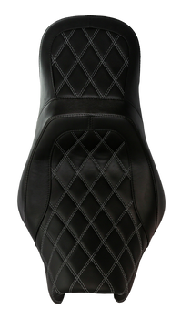 Danny Gray Weekday IST Two-Up Seat - fits '18-Up Softails