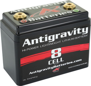 Antigravity Batteries Small Case Lithium Ion Batteries - 8 Cell