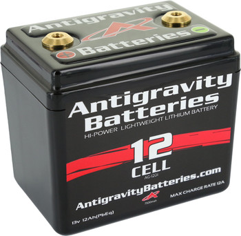 Antigravity Batteries Small Case Lithium Ion Batteries - 12 Cell