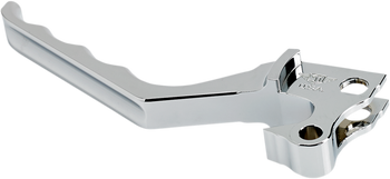 Joker Machine - Billet Aluminum Clutch Lever fits '04-'14 XL Sportster - Chrome