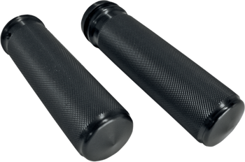 "Joker Machine Knurled TBW Harley Grips - fits 1"" Bars"