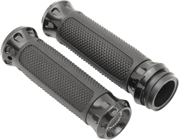 Performance Machine Harley Overdrive TBW Grips (Choose Finish)