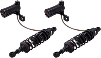 Progressive Suspension 990 Series Rear Shock fits FLH