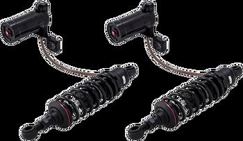 Progressive Suspension 990 Series Rear Shock fits FLH