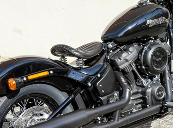 West-Eagle Solo Seat Mounting Kit - fits '18-Up Softails