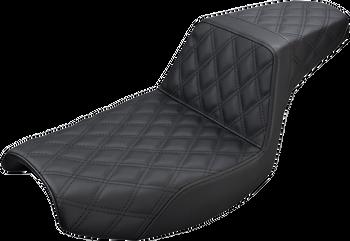 Saddlemen Full Diamond Stitch Seat fits '82-'94/ '99-'00 FXR Models