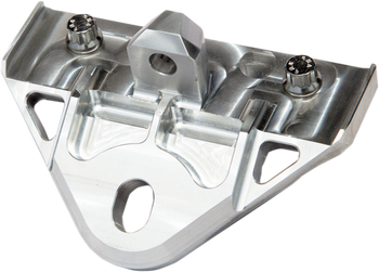 Alloy Art - Front Motor Plate fits '84-'00 FXR & '80-'98 FL