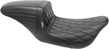 LePera Kickflip Seat Long Legs for Harley Touring '08-'19 Models