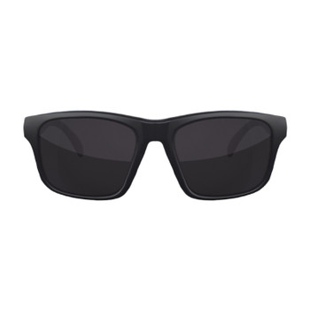 Flight Eyewear Rush Shades - Black Frames/ Smoke Lenses