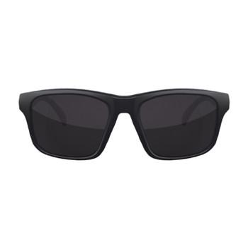 Flight Eyewear Rush Shades - Black Frames/ Smoke Lenses