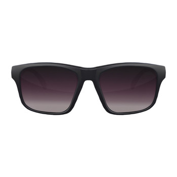 Flight Eyewear Rush Shades - Black Frames/ Smoke Gradient Lenses